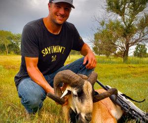 Blackbelly Ram Hunt